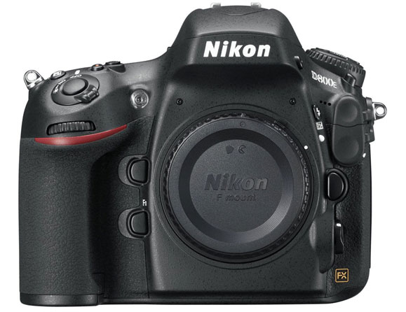 Nikon D800E 36.3 MP Body Only