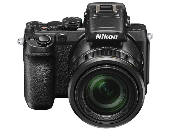 Nikon DL24-500 20.8 MP with 24-500mm Lens