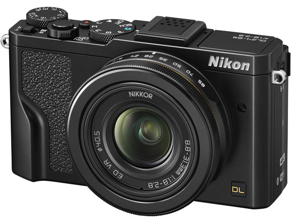 Nikon DL24-85 20.8 MP with 24-85mm Lens