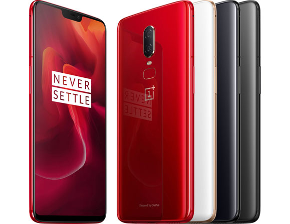 OnePlus 6 4G LTE 128 GB (Unlocked) 6.28""