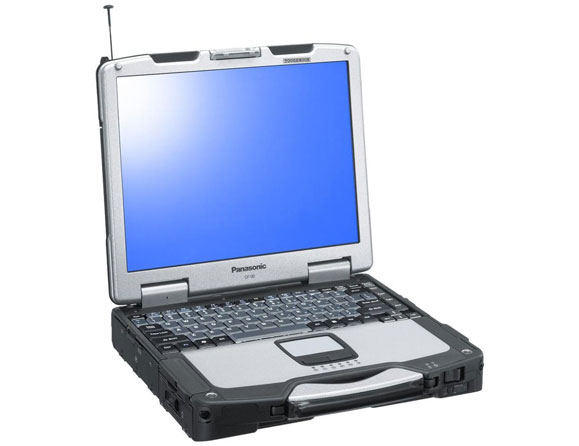 Panasonic ToughBook CF-30 Core Duo 1.66 GHz 13.3""