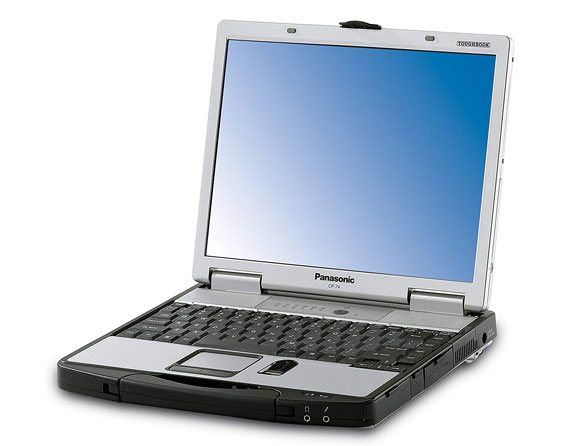Panasonic ToughBook CF-74 Core 2 Duo 2 GHz 13.3""