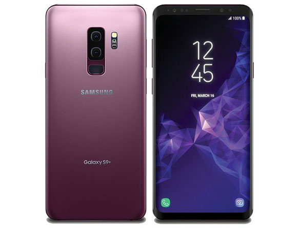 "Samsung Galaxy S9+ 64 GB (Sprint) 6.2"" SM-G965U"