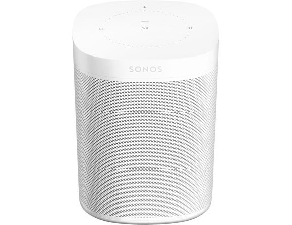 Sonos One Wireless Compact Smart Speaker