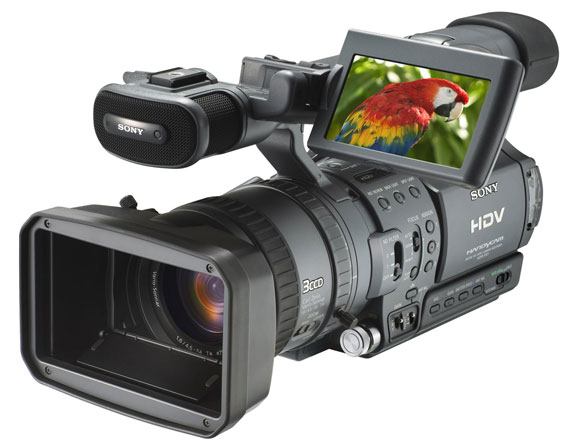 Sony HDR-FX1 3CCD HDV