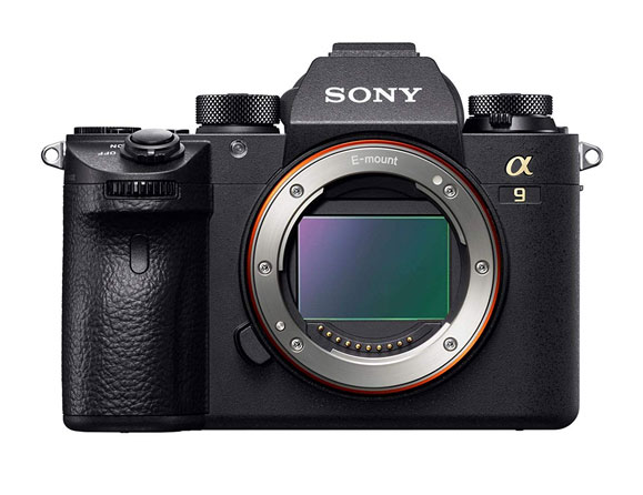 Sony Alpha a9 24.2 MP Body Only ILCE-9