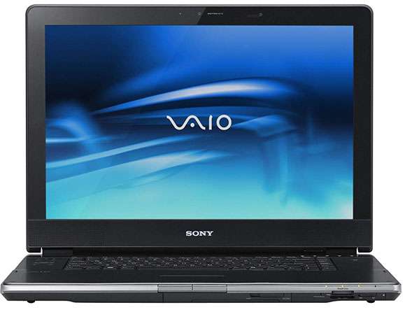 Sony Vaio VGN-AR Core 2 Duo 1.66 to 2.0 GHz 17""
