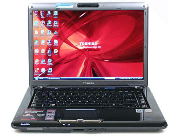 Toshiba Satellite A305 Core 2 Duo 2.0 GHz 15.4""