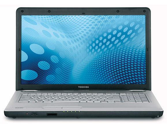 Toshiba Satellite L555 Pentium Dual-Core 2.0 to 2.2 GHz 17.3""