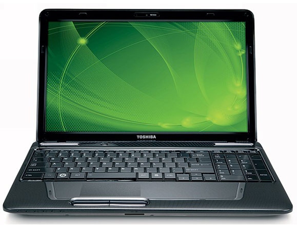 Toshiba Satellite L655D Athlon II 2.2 GHz 15.6""
