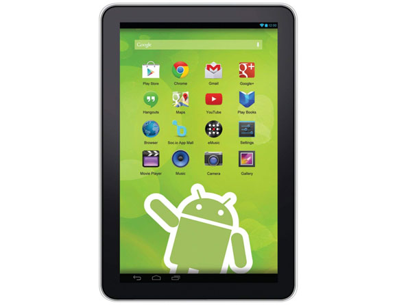 Zeki Android Tablet Wi-Fi